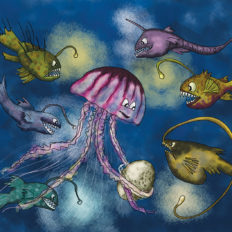 j-jellyfish main